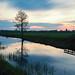 Sunset Leek Netherlands Long Exposure