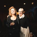 Camille Rudy and Sara Pfaff
