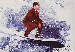 frank black surfing