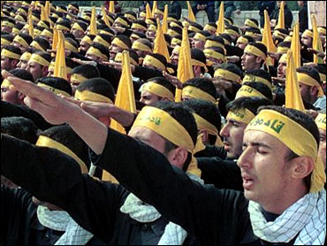 Hezbollah (in a pensive mood)
