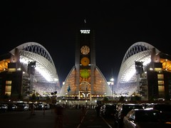 packed sports stadium