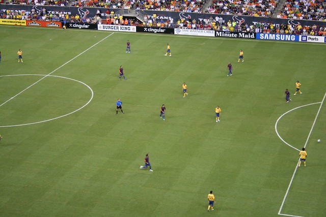 FC Barcelona vs. Club America | Flickr - Photo Sharing!