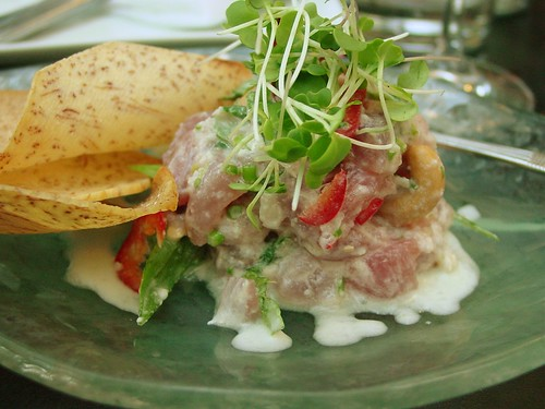 Tuna Tartare - Willie's Seafood