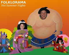 Folklorama Wallpaper