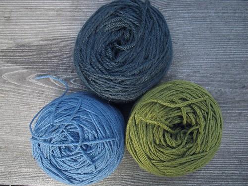 yarn trio