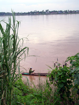Fisherman of Mekong