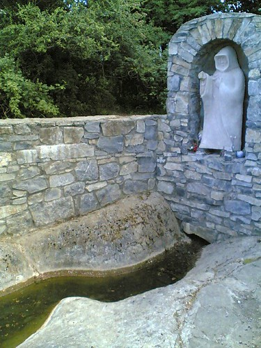 St. Manchan's Well