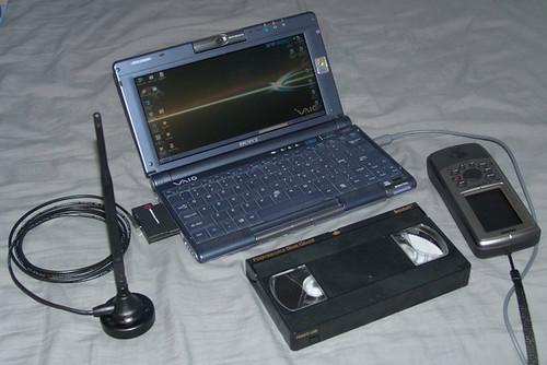 VHS vs Sony Vaio