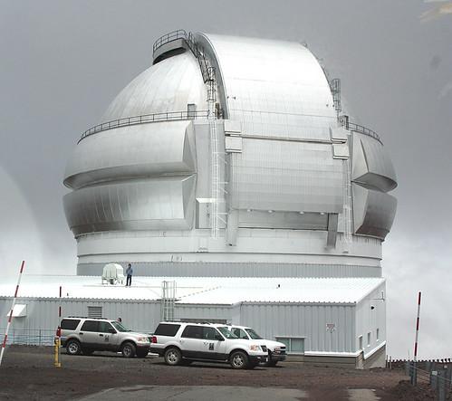 Japanese Subaru Observatory