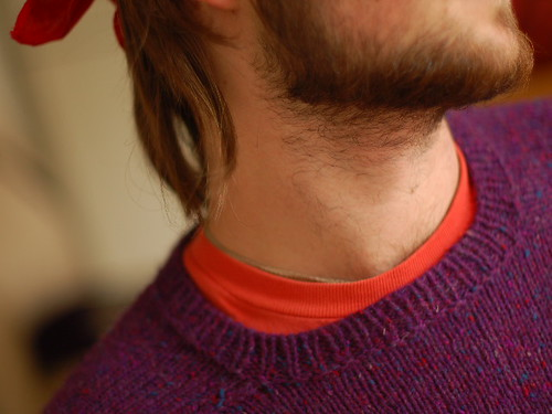Seamless Hybrid Collar