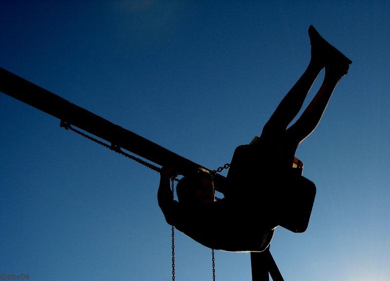El aprendiz de trapecista