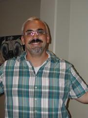 Evan at WikiSym 2006