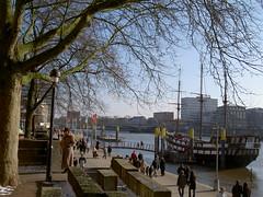 03.2006 Bremen Old port #2