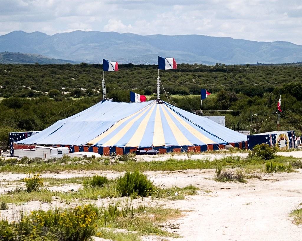 Circus at Terra Blanca