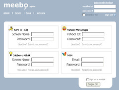 ajax, web base messenger, web base instant messenger, instant messenger, messenger, online messenger