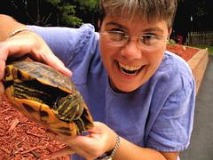 Mom & Turtle