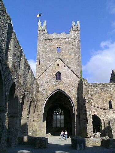 Jerpoint Abbey Tower