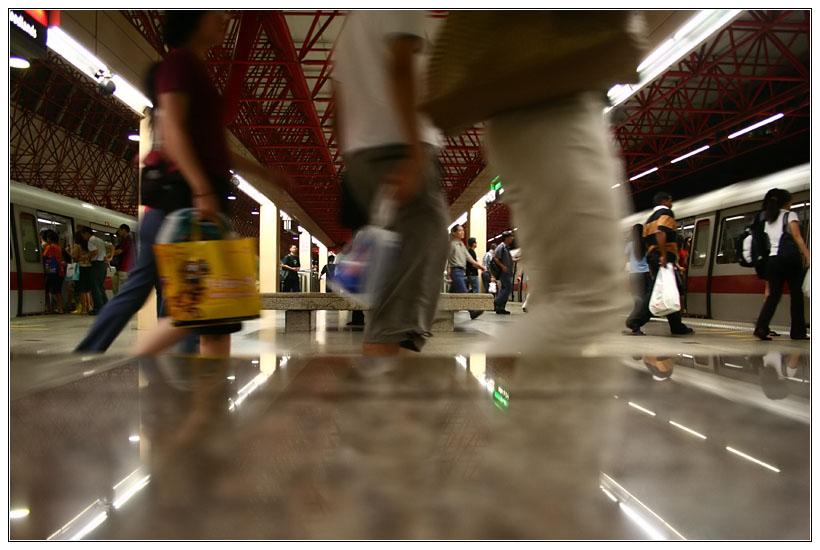 Singapore : Jurong East MRT #2