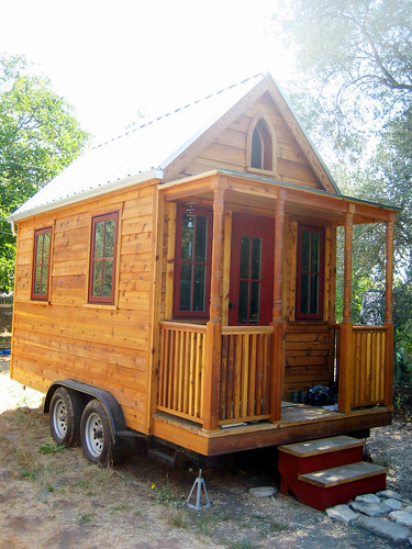 Tiny House Big Idea Telstar Logistics