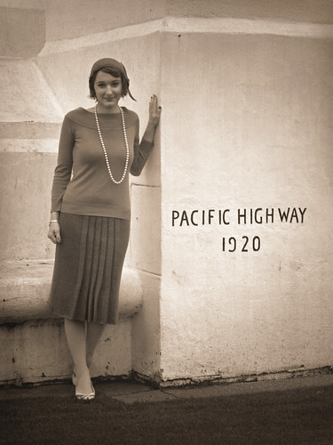 Kim: Pacific Highway, 1920