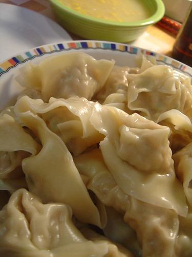 Chan's special wonton