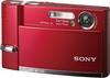 Sony Cyber-shot DSC-T50R (Red)