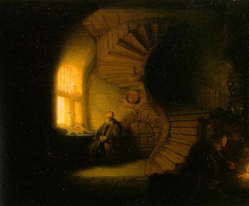 Rembrandt_Meditation