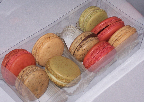 Assorted Parisian Style Macaroons