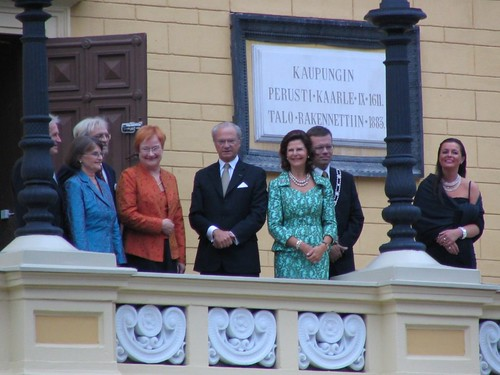 President of Finland & King of Sweden