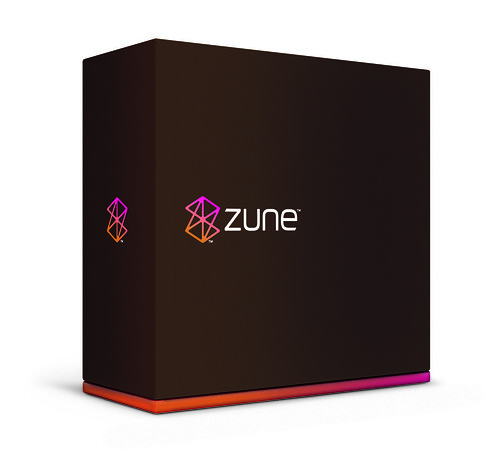 Zune packaging