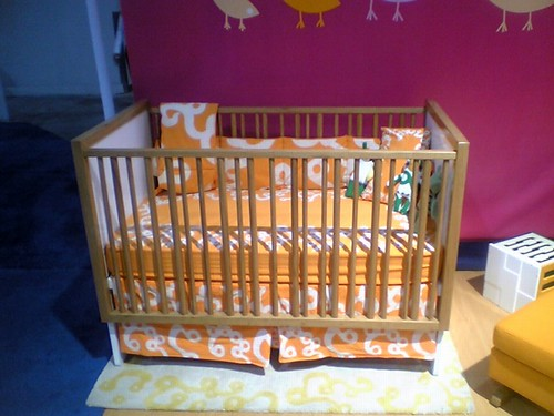 Nurseryworks Loom Crib at ABC Kids Expo 2006