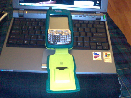 treo in green & gold