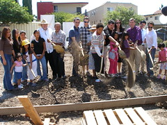 Lexington Park Ground-breaking