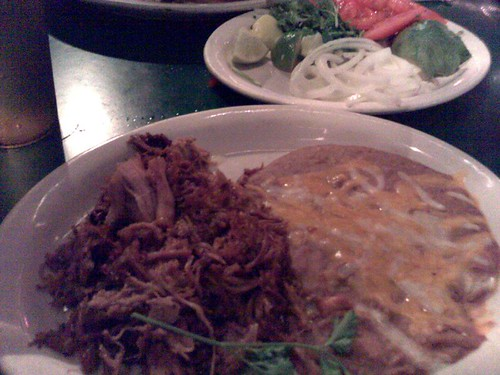 Old Town Famous Carnitas - Shredded Crispy for One