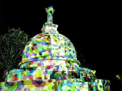虹の祭 D-K 仏舎利塔20060909_NIJI06090900054