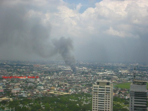 Fire at Punta, Santa Ana,Pandacan 1