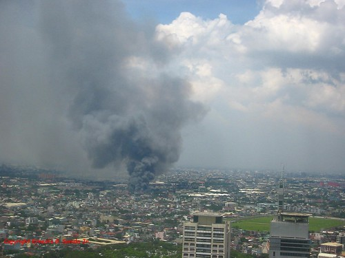 Fire at Punta, Santa Ana,Pandacan 4