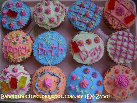 BD cupcakes