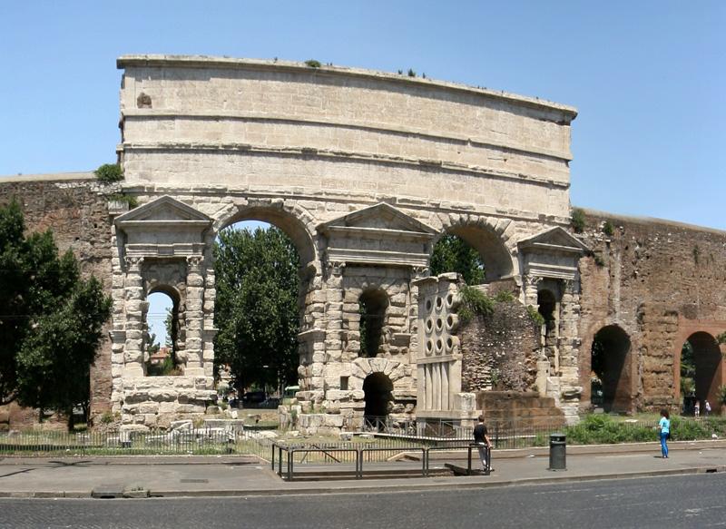 Porta Maggiore in Rome