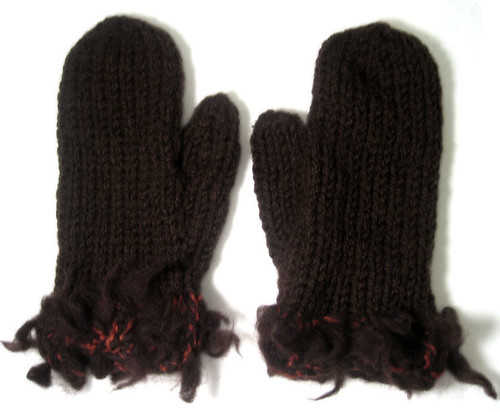 Mittens for Minerva