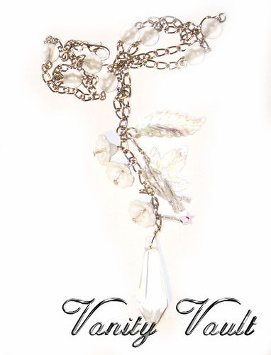 Frosted Fields -Necklace