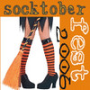 socktoberfest button