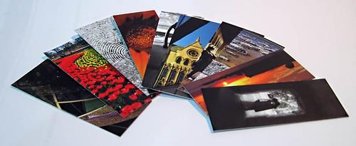 Moo.com cards