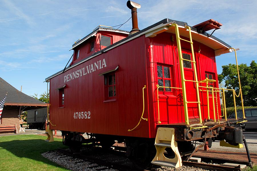 Pennsylvania Caboose