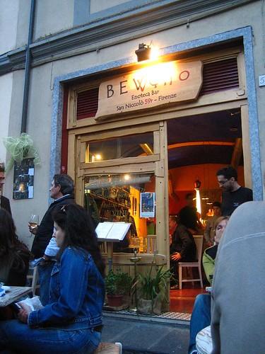 Bevovino, Via San Niccolo