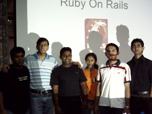 Rails Training at Providence Network, Colombo