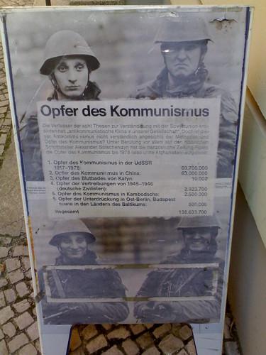 Opfer des Kommunismus