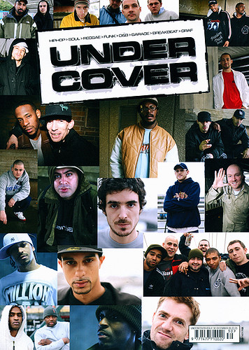 Undercover Xmas Issue cover