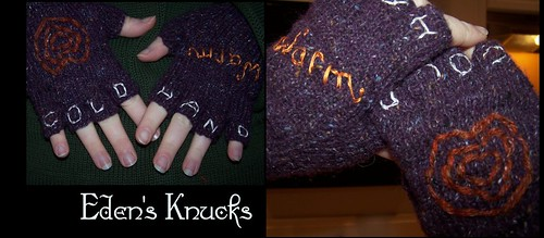 Embroidered Knucks
