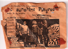 sunshine playroom flyer 1989?